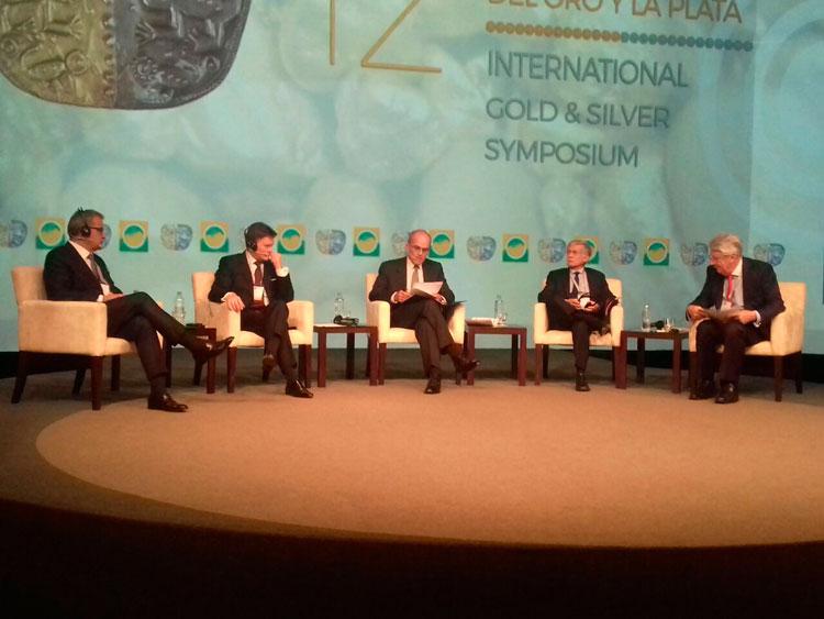 Mesa redonda: Expectativas de la Minería Aurífera del Simposium Internacional del Oro y la Plata