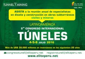 Congreso Internacional de Túneles