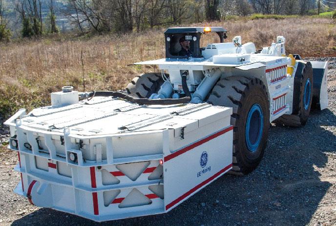 Minas peruanas tienen ahora scoop eléctrico a batería