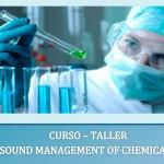 Curso sobre manejo seguro de sustancias químicas