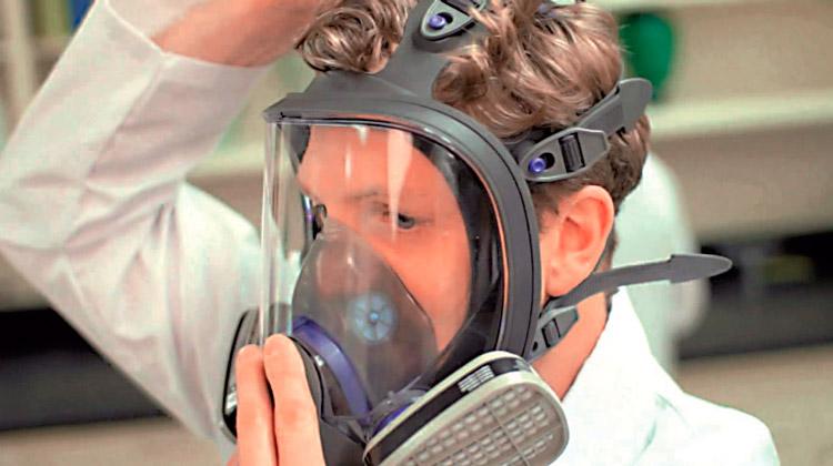 Cuidado y uso correcto de respiradores