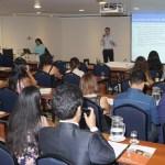 Seminario explica avances en modelamiento del ruido