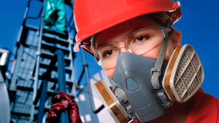 Dos métodos de protección respiratoria