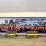 Southern Perú: equipos de trabajo rinden frutos en mina y plantas