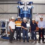 TUMI da mayor seguridad a máquinas Raise Borer