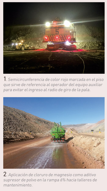 Southern Perú ha incorporado dos innovadoras propuestas en el área operativa de Cuajone (Moquegua)