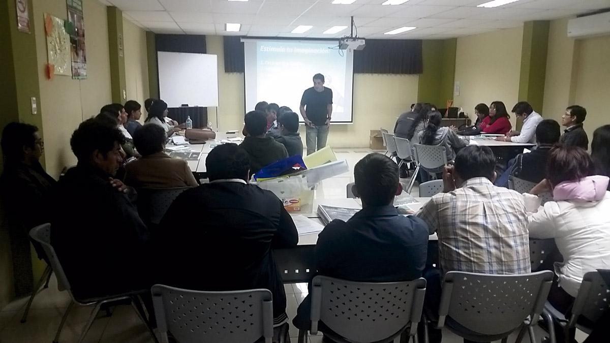 Al finalizar el curso, los asistentes están en condiciones de diseñar, planificar y llevar a cabo procesos de entrenamiento innovadores