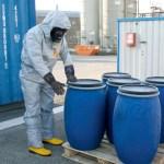 Tipos de ropa de protección ante peligros químicos