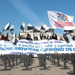 Chile: Trabajadores mineros exigen al Gobierno la ratificación del Convenio 176 de la OIT