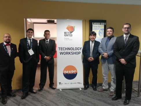 Delegación peruana visita el IMARC, la feria minera más importante de Australia 1