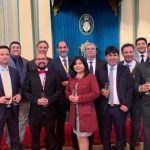 Delegación peruana visita el IMARC, la feria minera más importante de Australia