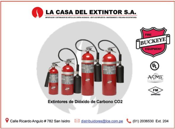 La Casa del Extintor ofrece gama completa de agentes extinguidores-1
