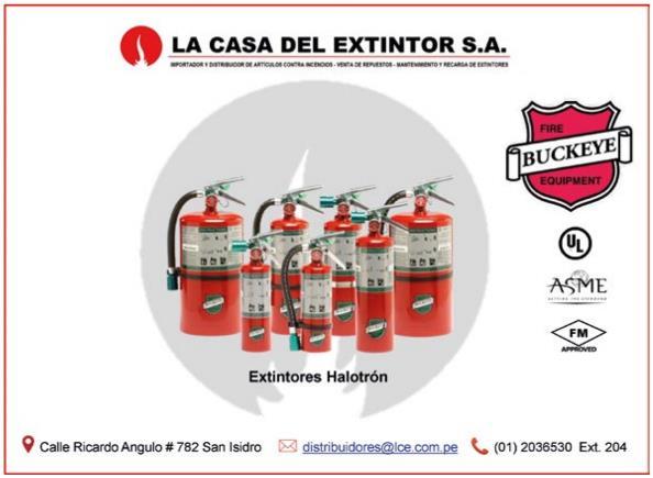 La Casa del Extintor ofrece gama completa de agentes extinguidores-3