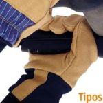 Tipos y clases de guantes de seguridad
