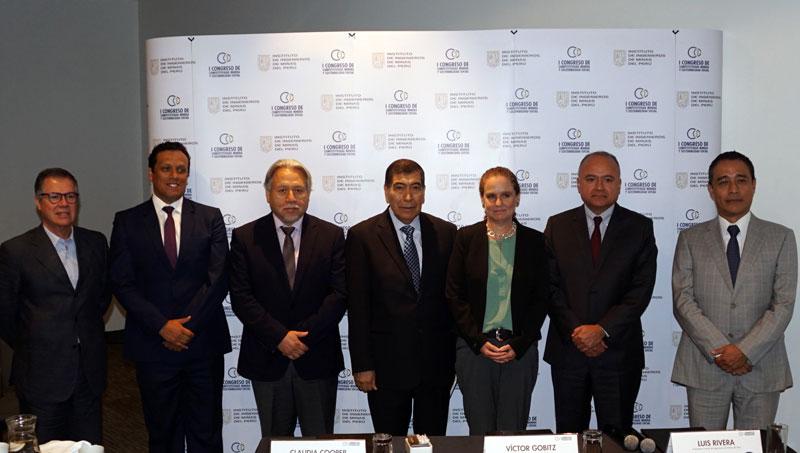 Congreso del IIMP debatirá competitividad minera y sostenibilidad social