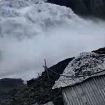 Deslizamiento de hielo sepultó bocaminas en Rinconada