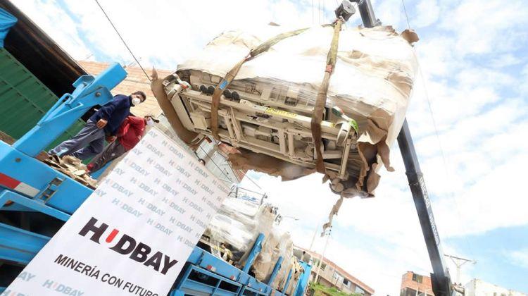 Empresas mineras en Perú donan equipos biomédicos para hacer frente al COVID-19 1