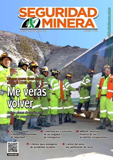 Seguridad Minera edición 158
