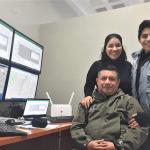 Ingenieros de Antamina dirigen operaciones de campo desde sus casas