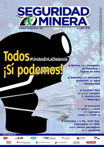 Seguridad Minera Edición 159 widget