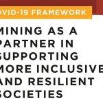 ICMM proporciona marco para futuro resiliente luego del COVID-19