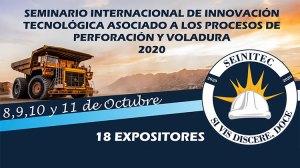 Organizan seminario web sobre innovación en perforación y voladura