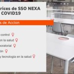 Gestion y control del COVID-19 en Nexa Resources