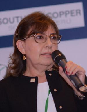Olga Lucia Sarria Davila, Directora Ejecutiva de APELL Barranquilla.