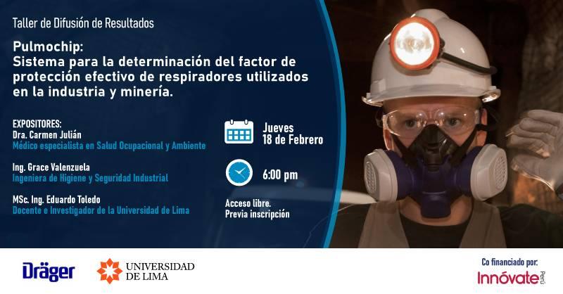 Presentarán sistema efectivo para prevenir enfermedades ocupacionales respiratorias: Pulmochip