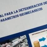 Publican Manual para la determinación de parámetros geomecánicos