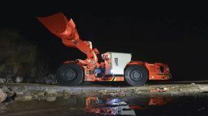 Sandvik lanza el cargador Toro LH410