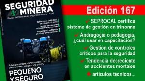Seguridad Minera Edición 167: Pequeño y seguro