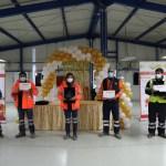 Las Bambas reconoce a los trabajadores más seguros del primer trimestre