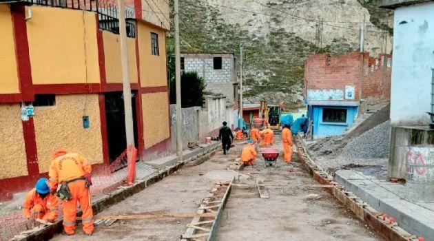 Activos Mineros reanuda la remediación de suelos mineralizados en La Oroya