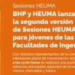 BHP Y CONSORCIO HEUMA: CAPACITACIÓN ABIERTA Y GRATUITA EN MINERÍA PARA LA COMUNIDAD