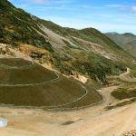 Activos Mineros concluye obras de remediación en proyecto Acobamba y Colqui