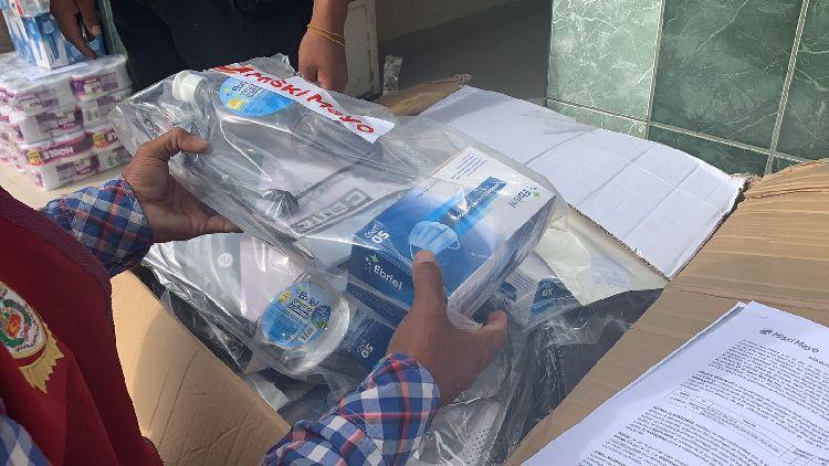 Miski Mayo entregó más de 300 kits en Sechura