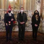 SNMPE recibió Medalla al Mérito por su apoyo a la lucha contra la COVID-19