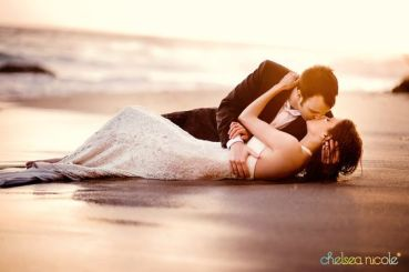 Fotos de boda Trash The Dress