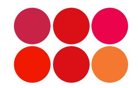 Cómo combinar el rojo