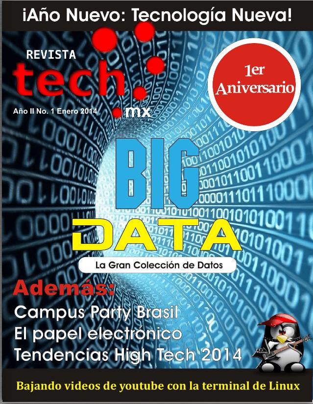 Revista Tech MX 2014 1