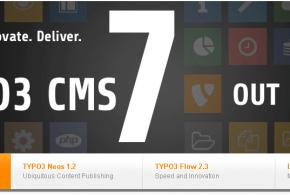 TYPO 3 – CMS de Código Abierto para Empresas