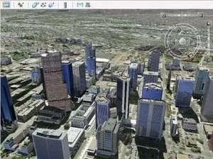 Google Earth Pro Ejemplo