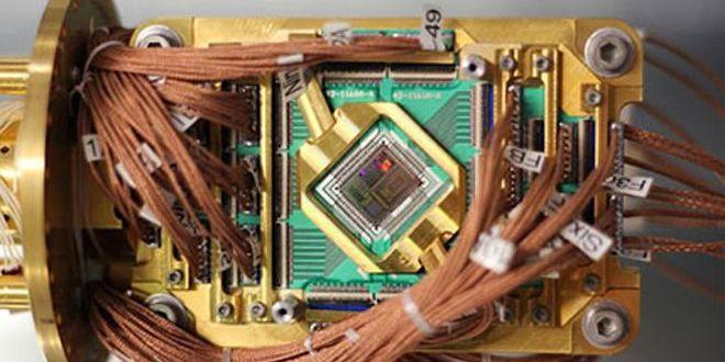 Ordenador cuántico de Google funciona 100 millones de veces más rápido que un ordenador convencional.