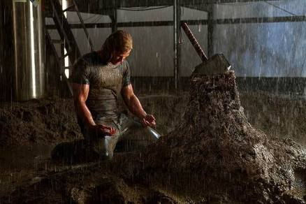 Thor Sacrifice