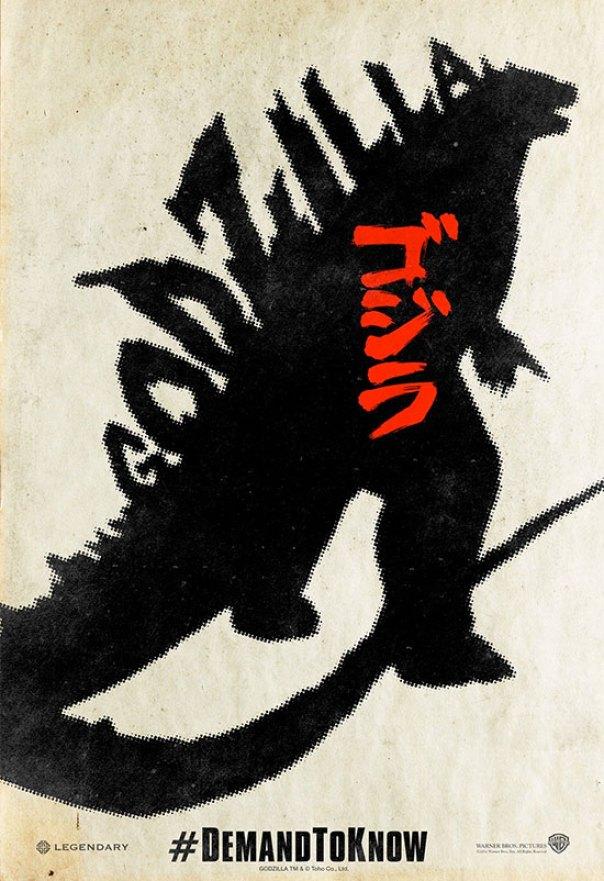 Godzilla Poster Mondo