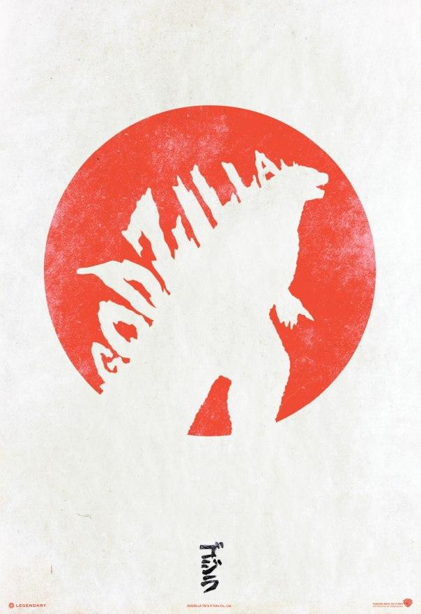 Godzilla poster mondo 6