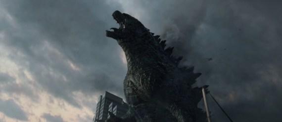Godzilla roar 2