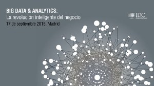 Big Data & Analytics 2015