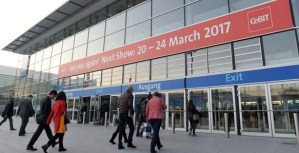 Cebit2017/Hannover 4.200 expositores